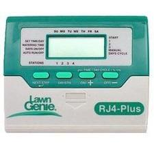 a professional Lawn Genie RJ4-Plus smart controller that we can install for you